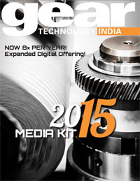 Gear Technology India 2013 Media Kit