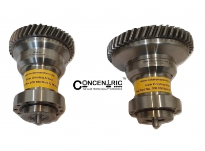 Rotary Engineering Corp. offers hydraulically expanding jelly filled mandrels, for gear grinding operation. With use of these mandrels, c...