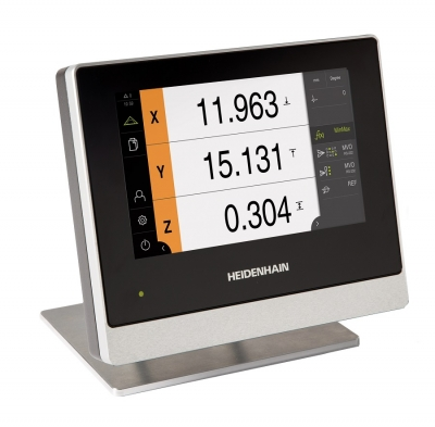 With its rugged industrial design, Heidenhain's new shop-floor hardened Gage-Chek 2000 evaluation electronics box is now available....