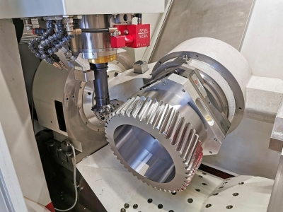 The manufacture of gearwheels for machine building applications usually involves machines especially designed for the purpose. Important ...