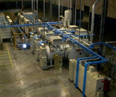 ECM USA has recently acquired two used Flex 600 TG Vacuum Furnace Systems. Both systems are available from 2 to 8 cells with top-down 20 ...