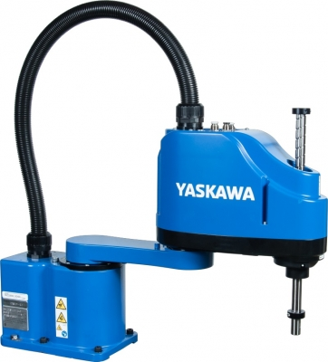 Yaskawa Motoman's new SG-series SCARA robots enable extremely fast and precise operation for small part processing. Ideal for a var...