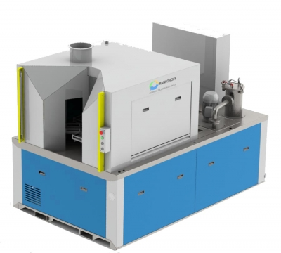 Ransohoff, a division of the Cleaning Technologies Group LLC, has introduced its Cell-U-Clean Return to Load (RTL) spray cabinet. This ne...