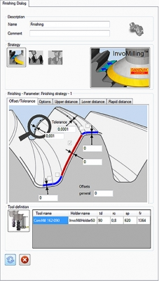 Cutting tool and tooling system specialist SandvikCoromanthas extended the functionality of itsInvoMilling software. Th...