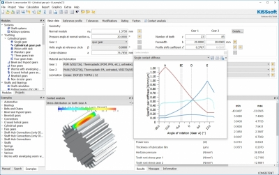 Nowadays, gear units are increasingly being made out of different types of plastic. In many cases, this class of materials is a good alte...