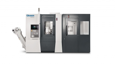 The new Genesis 160HCD Hobbing Machine for cylindrical gears integrates a newly developed process for chamfer cutting. Chamfer Hobbing ...