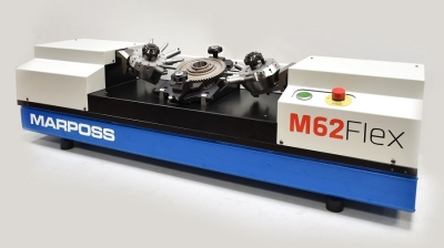 Marposs Corp. has announced its new M62 Flex manual bench gauge system for the production floor, which provides the flexibility to meas...
