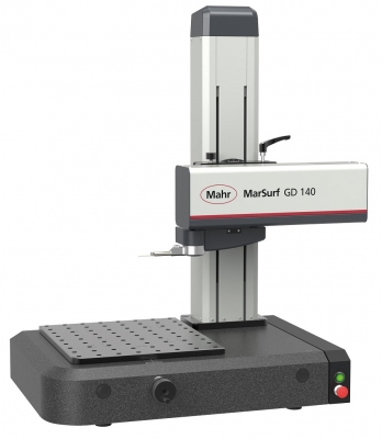 Mahr Inc. has announced the addition of the MarSurf GD series for roughness measurements to its new line of surface measuring instruments...