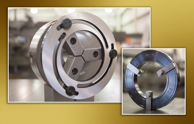 Dillon Jaw Forming rings, or Jaw Boring Rings, provide uniform pressure on jaws for a more consistent bore on large diameter chucks. They...