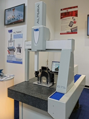 LK Metrology, Inc. will display in Booth 1257 at the Westec Show two different Altera CMM models, one equipped with MODUS software, the o...