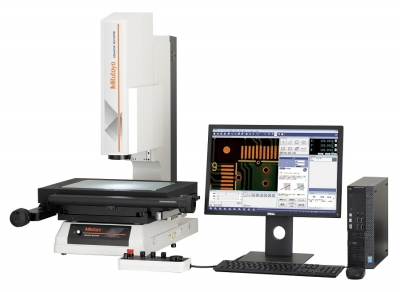Mitutoyo America Corporation is pleased to announce the release of the QS-L Vision Series to its Vision Measuring System Line. The new sc...