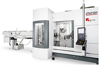 Chiron Introduces Multifunctional Machining Center