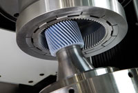 PRÄWEMA improves the surface quality of internal gearings