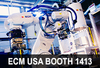 ECM Booth 1413: Furnace Systems with Advanced Automation