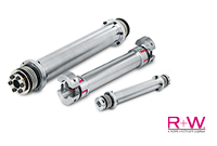 R+W Line Shafts – For Long Distance Mechanical Synchronization